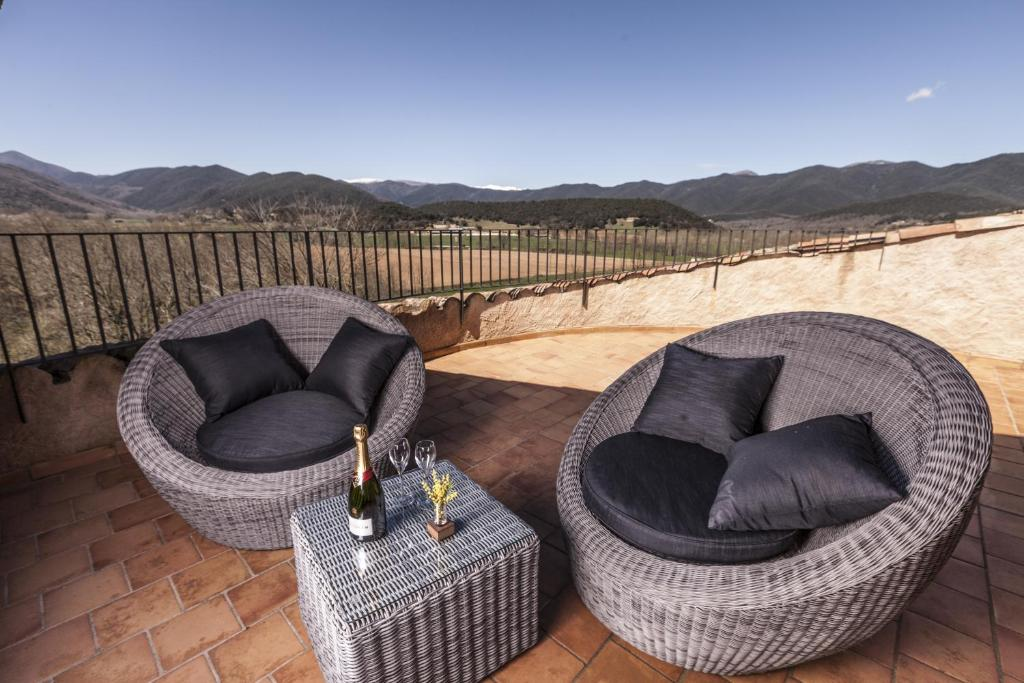 hotels with  charm in la vall de bianya  26
