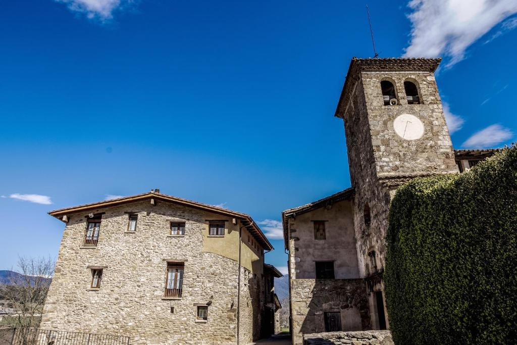hotels with  charm in la vall de bianya  37