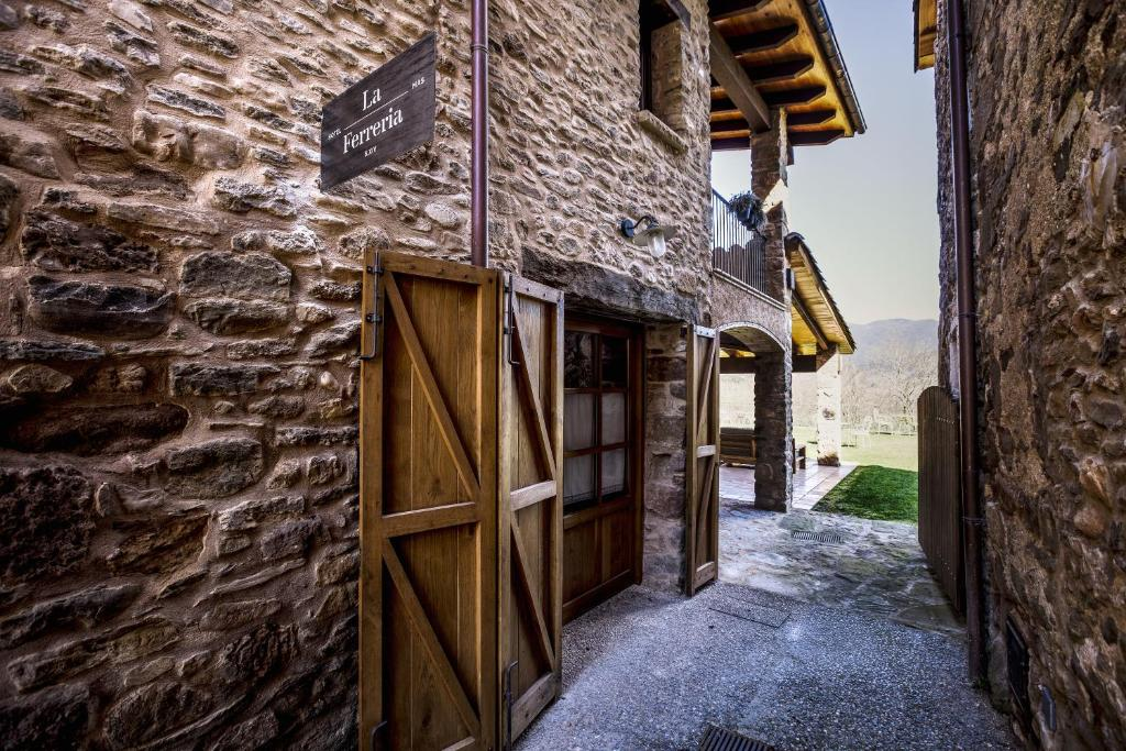 hotels with  charm in la vall de bianya  6
