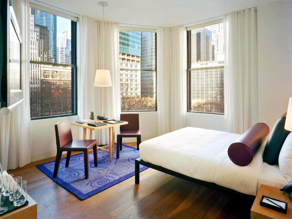 Bryant Park Hotel, New York City, NY - Booking.com