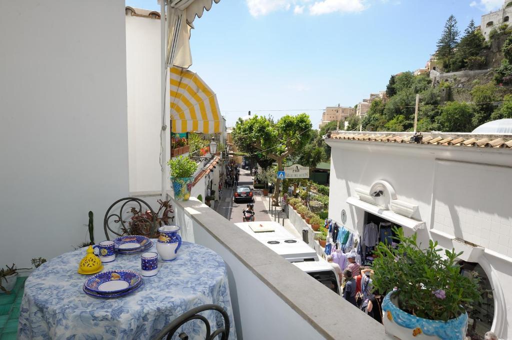 Balcone o terrazza di Casa Mulini