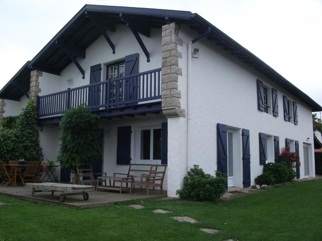 bed and breakfast chambres d'hotes urdin xuri, arcangues, france