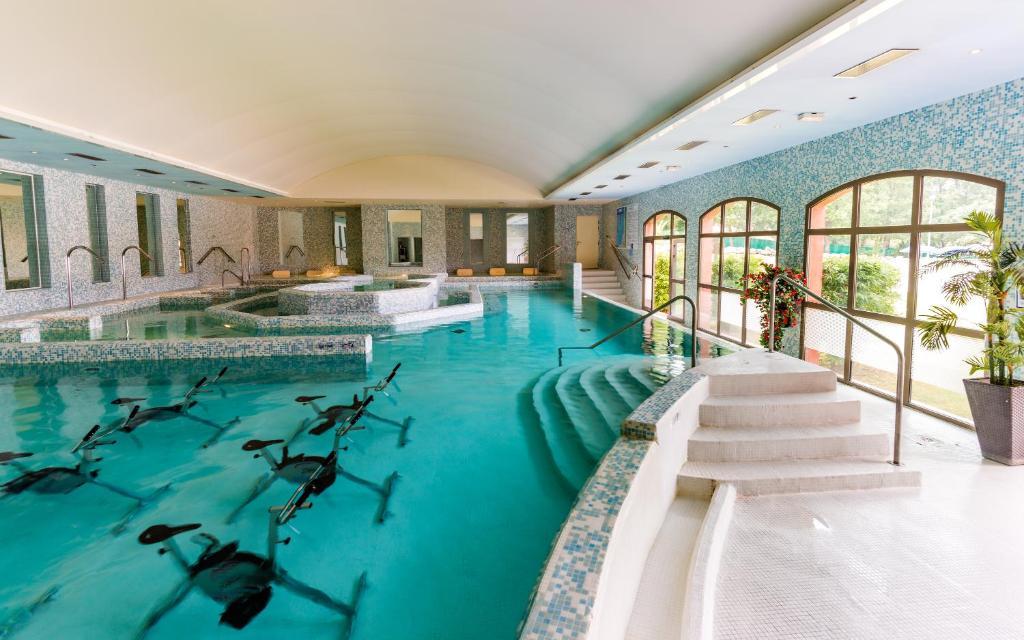 Appart 39 h tel domaine de fayence france fayence for Hotel les jardins de la villa et spa