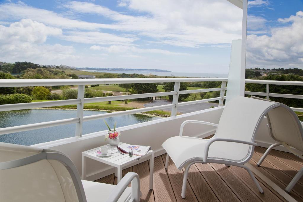 Hotel Miramar La Cigale Arzon France Bookingcom - Thalasso port crouesty