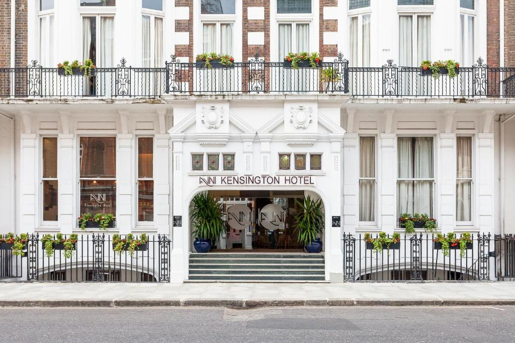 Hotels In South Kensington London
