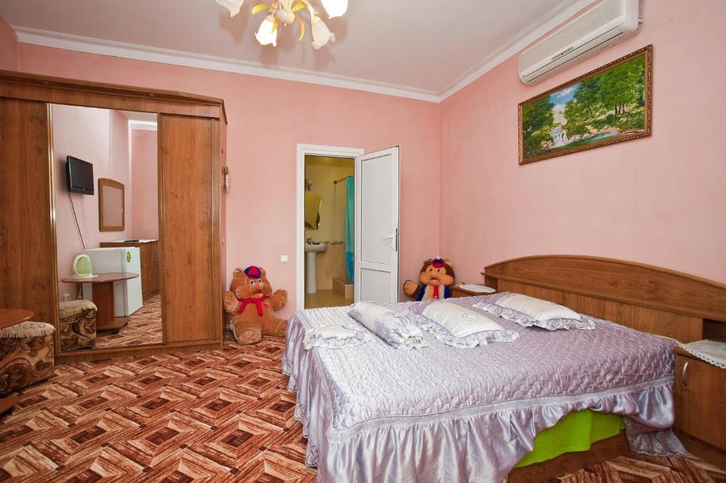 вид гостевой дом геленджик на сезон белье
