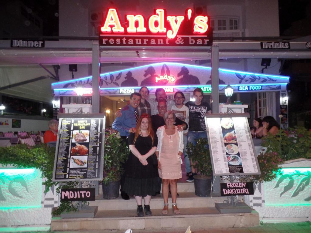 Andy U0026 39 S Apart Hotel  Marmaris  U2013 Harga Terkini 2018