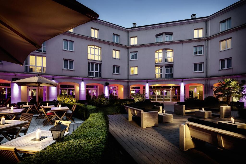 2017 2018 frankreich neu hotel nix for Pauschalreise designhotel
