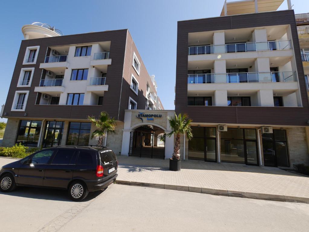 Хотел Апартаментs Stamopolu Lux - Приморско