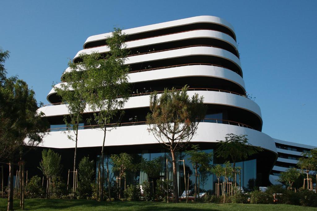 Hotel lone rovinj croatia for Kroatien designhotel