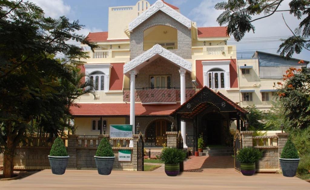 Green Villa Serviced Apartment, Bangalore, India - Booking.com