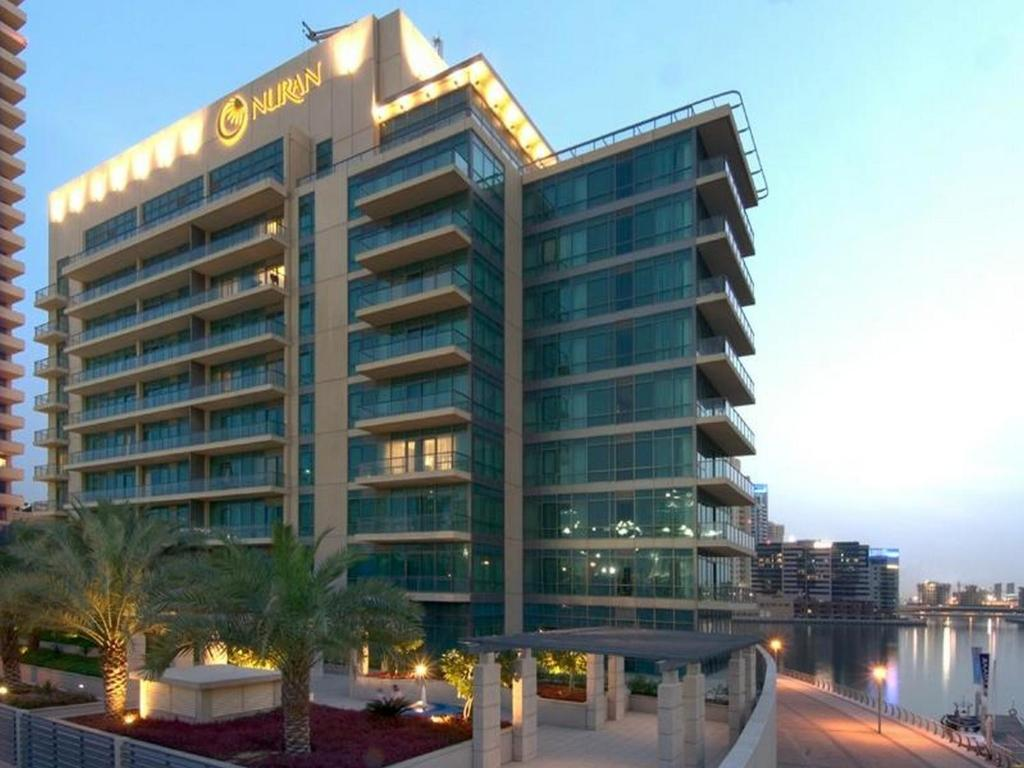 nuran marina residences, dubai, uae - booking