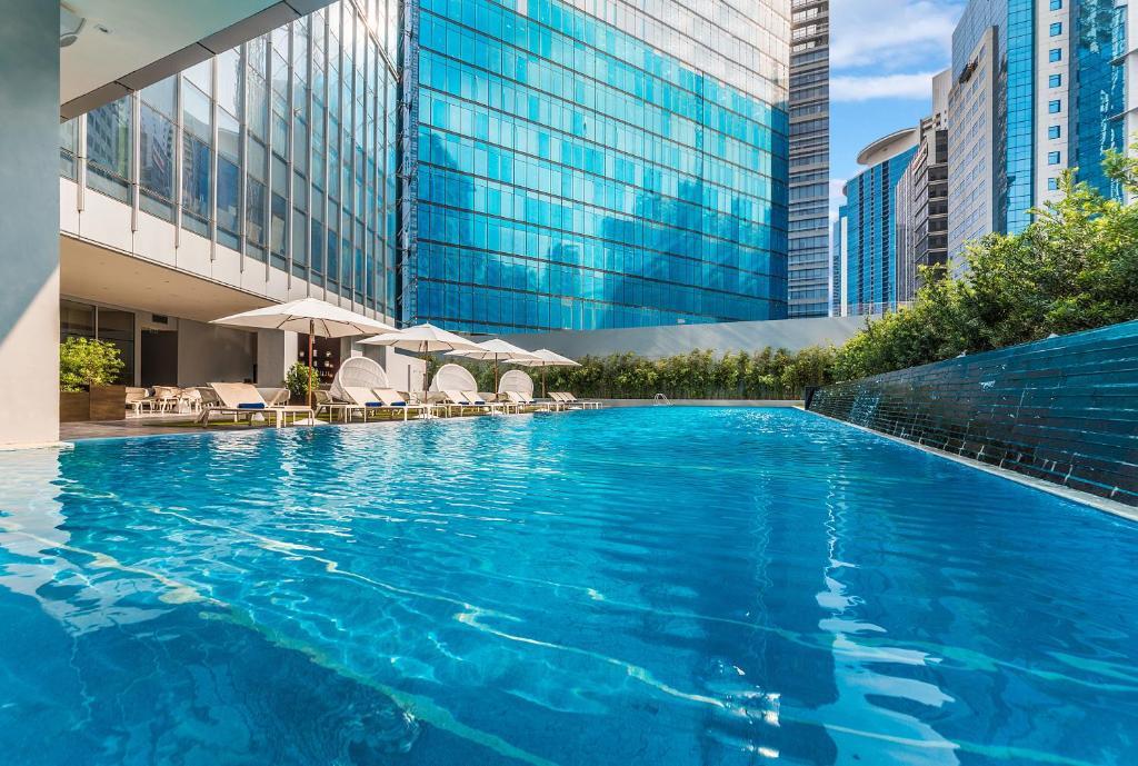 Condo Hotel Ascott Bonifacio Global City Manila Philippines