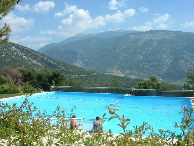 Maison de vacances avec piscine commune mollans sur - Vacances drome provencale avec piscine ...