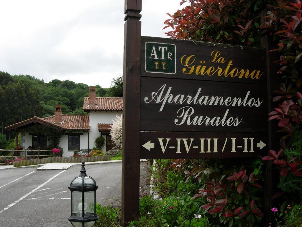 Bonita foto de Apartamentos Rurales La Güertona
