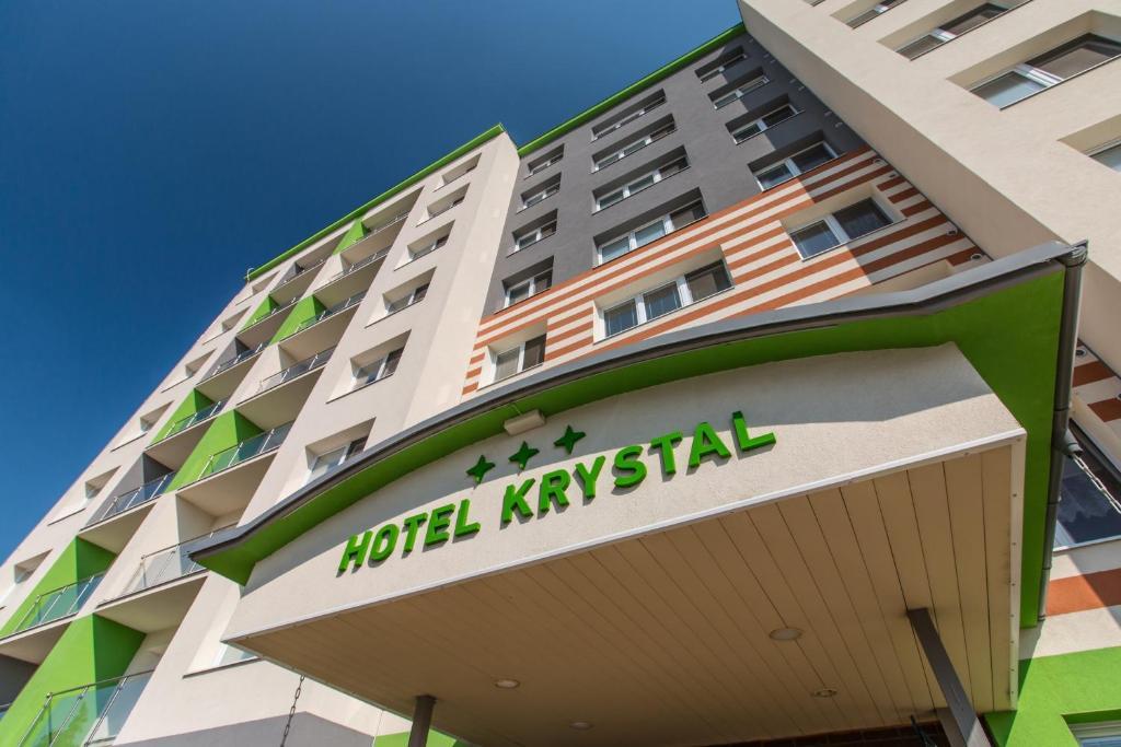 czechy hotel krystal
