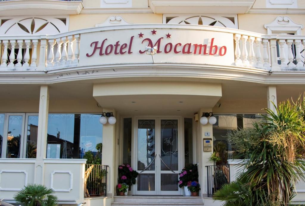 Hotel Mocambo, San Benedetto del Tronto – Updated 2018 Prices