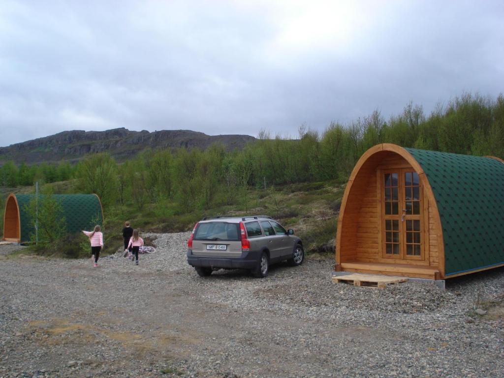 vinland camping pods, egilsstadir – precios actualizados 2018