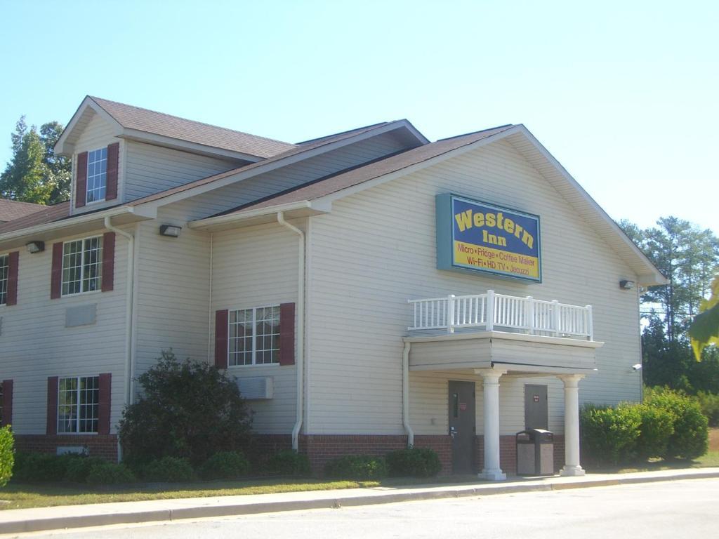 Western Inn Suites Hampton