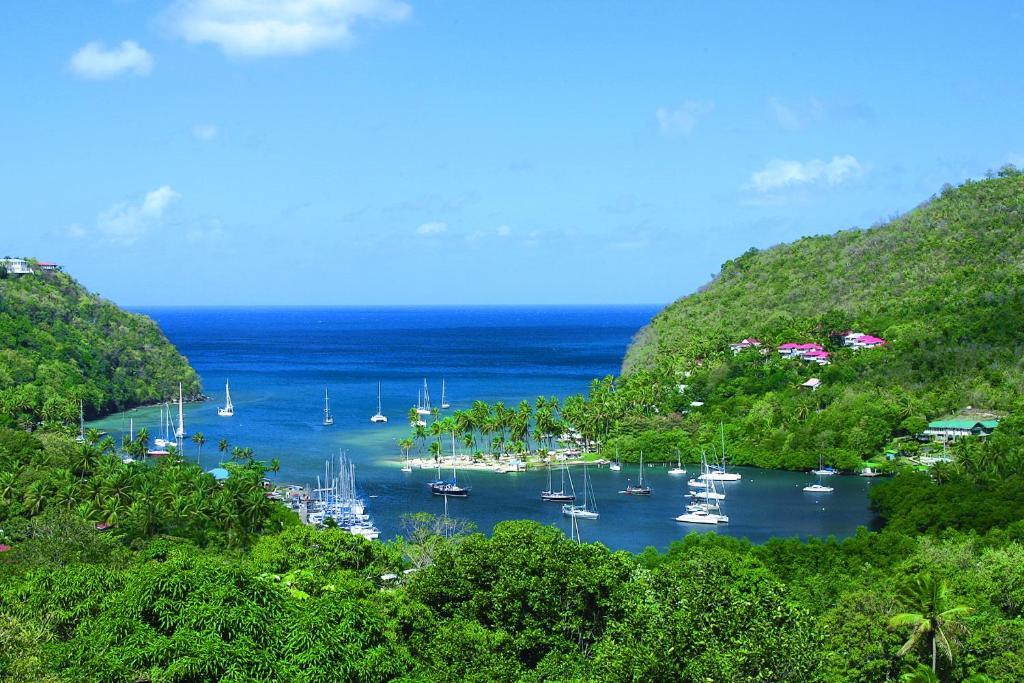 Mango Beach Resort Marigot Bay St Lucia Booking Com