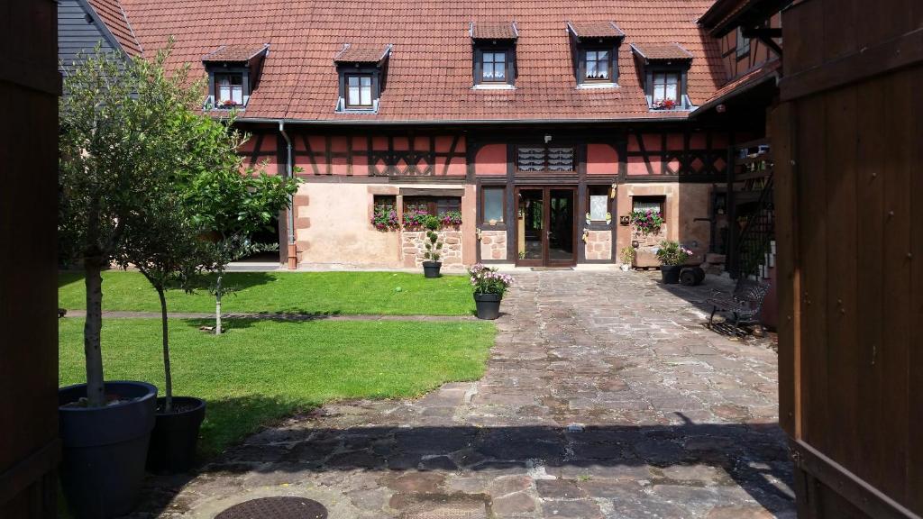 Chambres dhôtes au freidbarry schillersdorf u2013 tarifs 2019