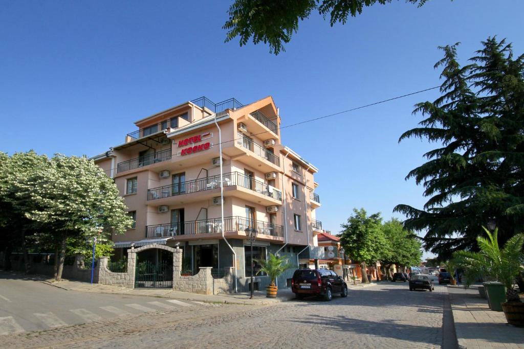 Хотел Коско - Черноморец