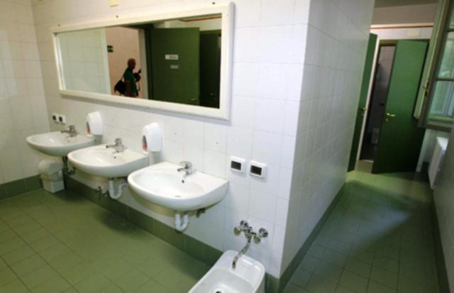 Bagno In Comune In Inglese : Students hostel della ghiara reggio emilia u2013 prezzi aggiornati per
