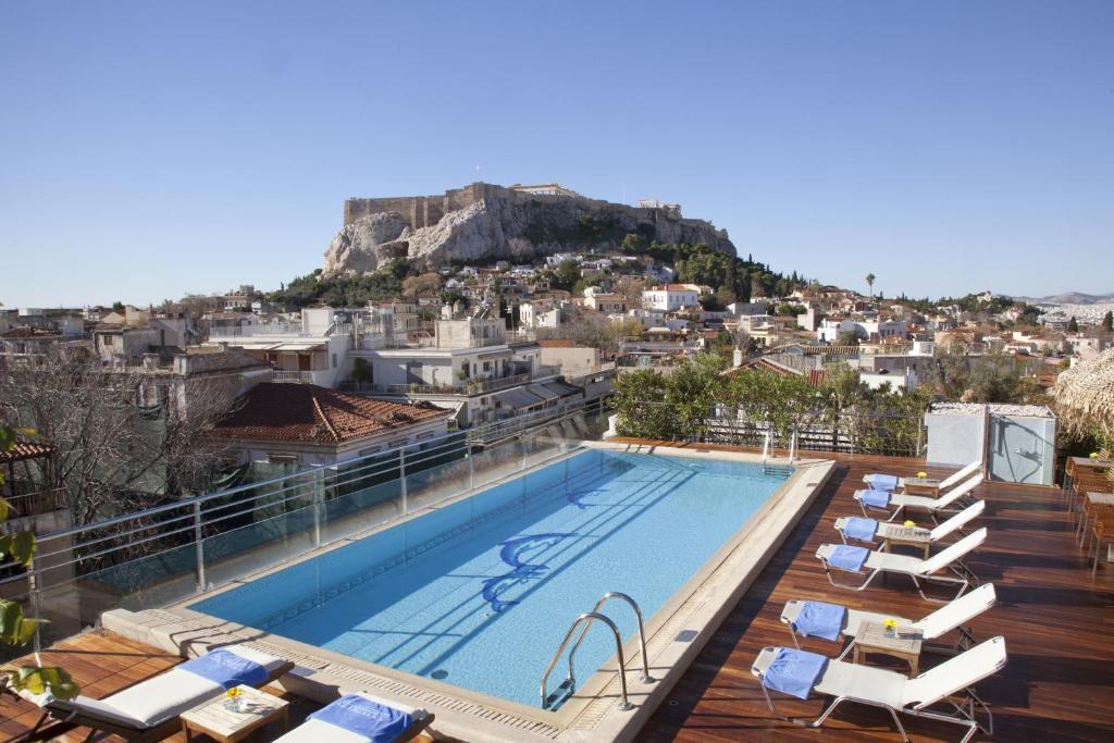 Electra Palace El Athens Greece Overview Line Com