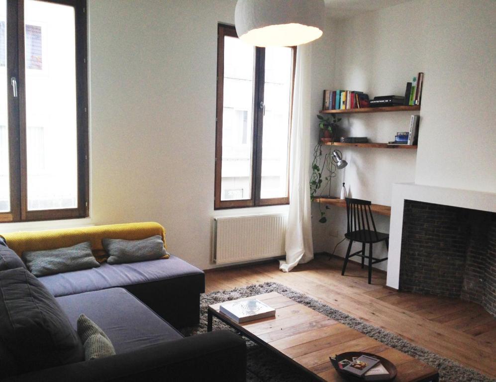 Marble In Antwerpen : Apartment blancooonachten antwerp belgium booking.com