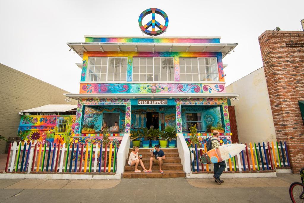 Ocean Beach International Hostel San Go Ca Booking
