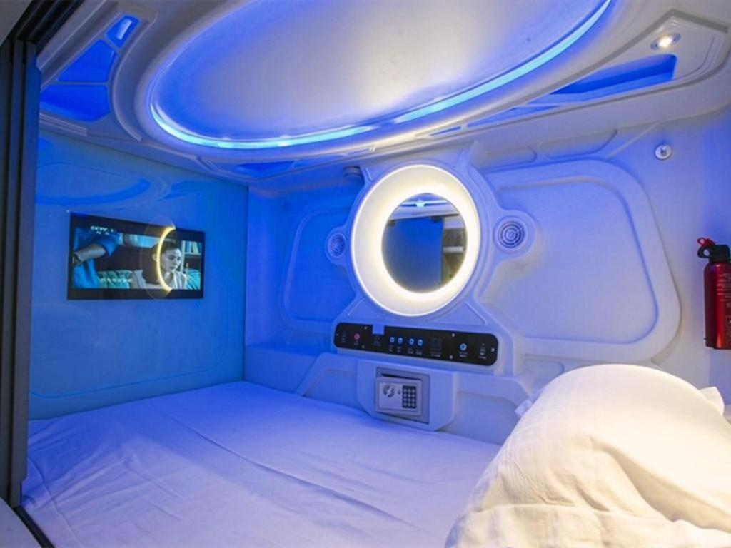 time capsule hotel george town malaysia bookingcom - Compact Hotel 2015