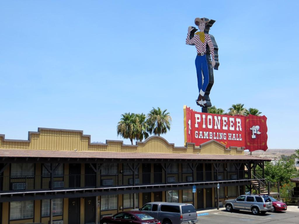 Pioneer hotel and gambling hall laughlin conclusion about gambling analysis