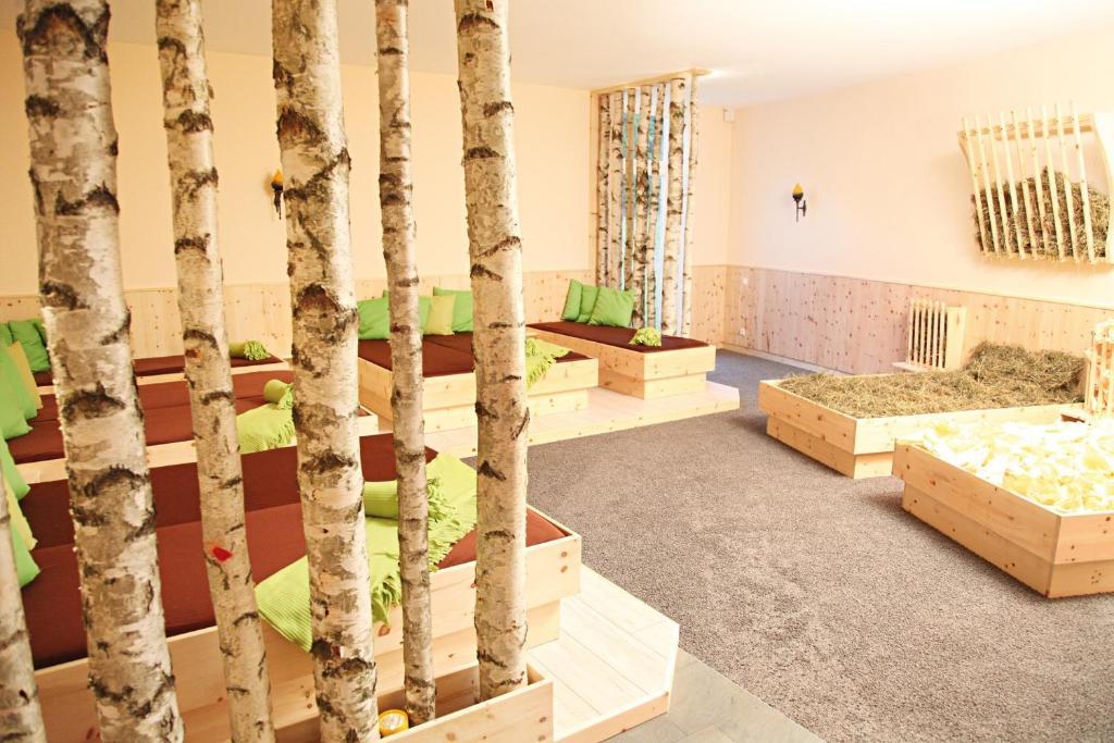 Saunaraum gestalten  Hotel Im Krummbachtal, Schönau an der Brend, Germany - Booking.com