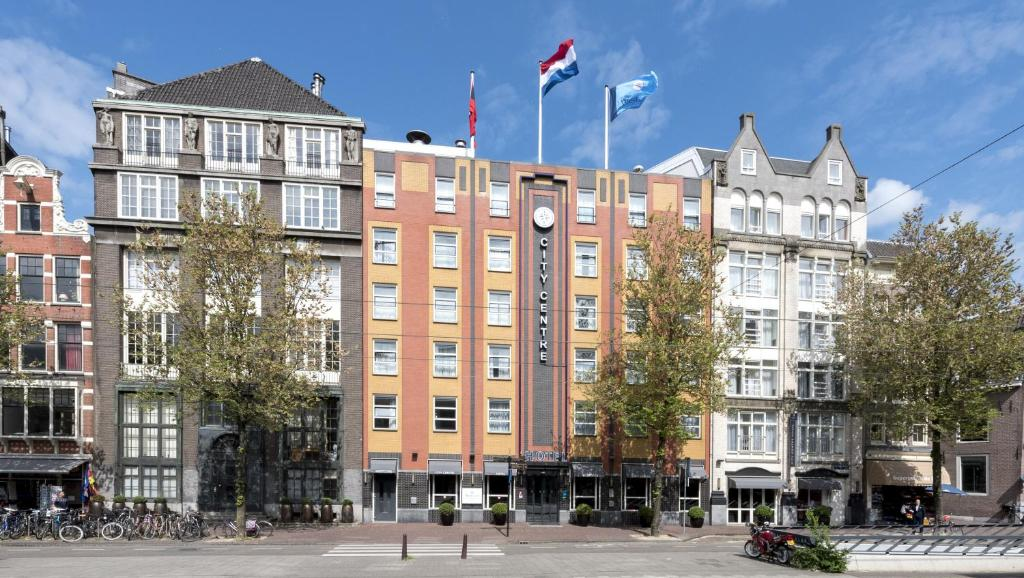 Westcord city centre hotel amsterdam including reviews Amsterdam hotels deals