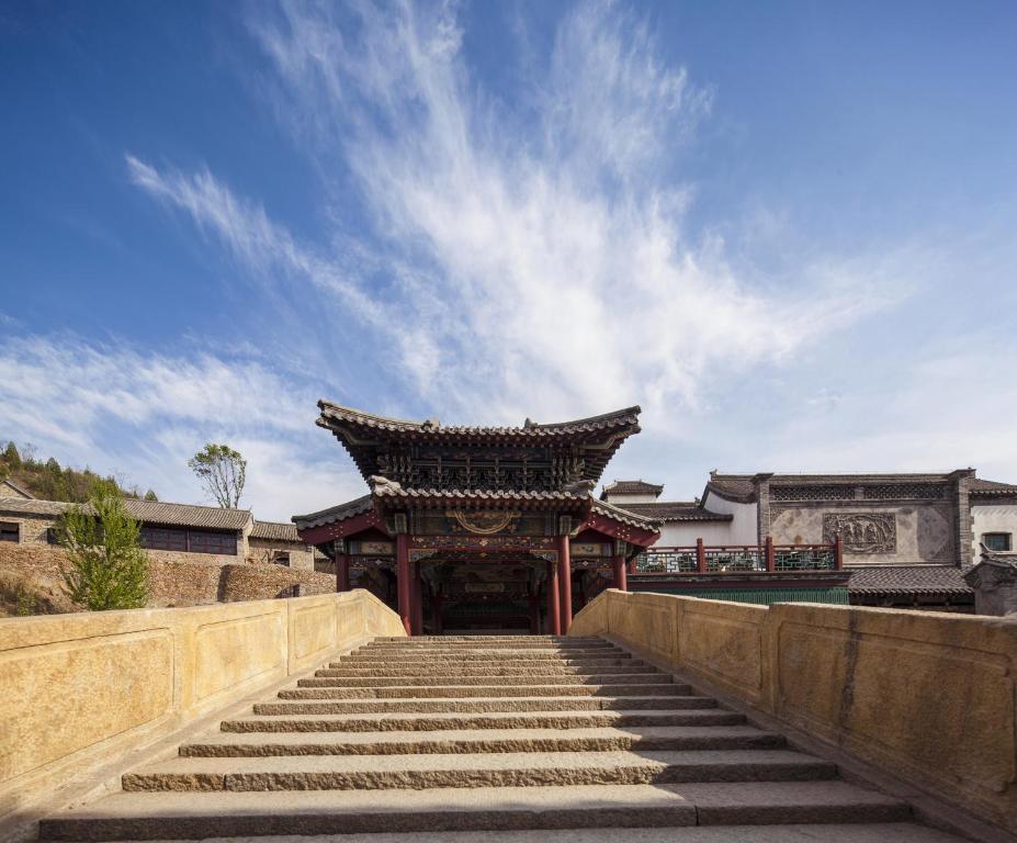 Gubei Water Town Yinghua Inn  Miyun  China