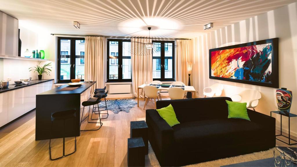 Charles Home Aparthotel Brussels Belgium