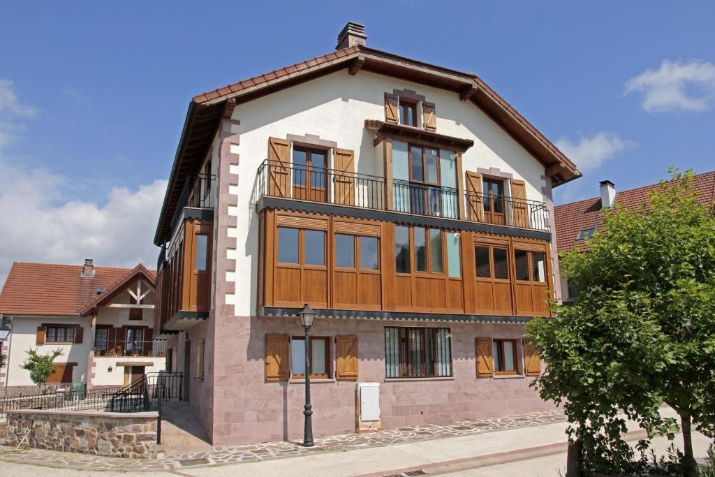 Apartments In Oroz-betelu Navarre