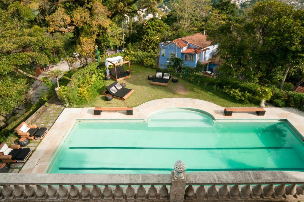 vacation home the mansion rio rio de janeiro brazil. Black Bedroom Furniture Sets. Home Design Ideas