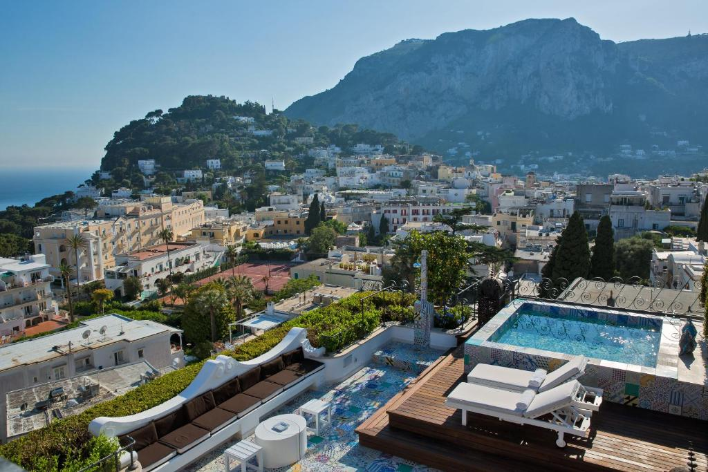 Capri Palace Hotel >> Capri Tiberio Palace Capri Updated 2019 Prices