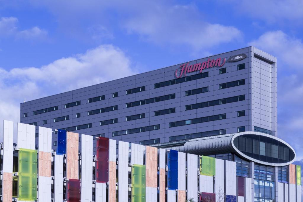 Liverpool Airport Hotels Hampton By Hilton