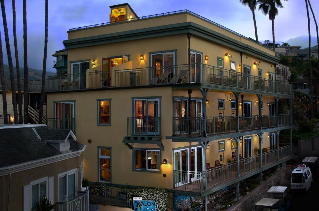 The Avalon Hotel In Catalina Island Reserve Now Gallery Image Of This Property