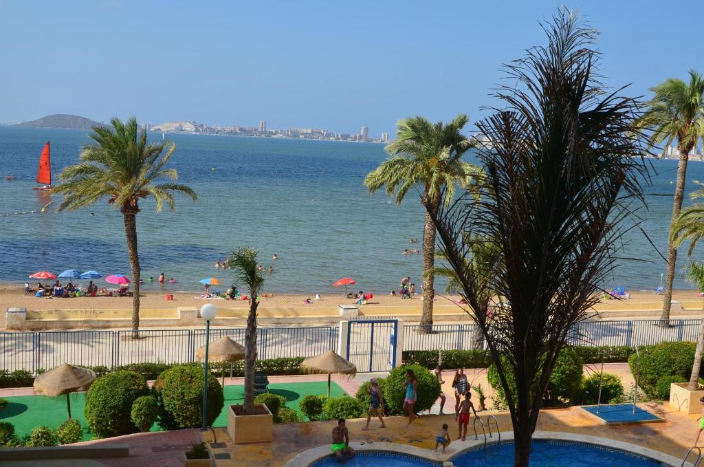 Apartments In Playa Paraiso Murcia