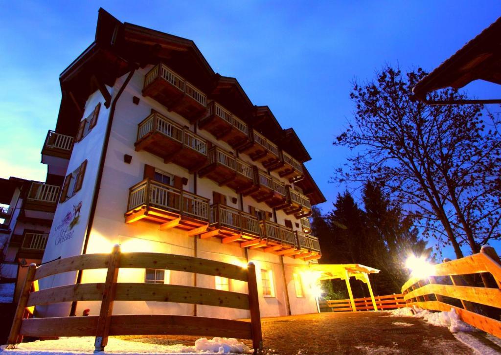Hotel garn stellune italia cavalese - Hotel cavalese con piscina ...
