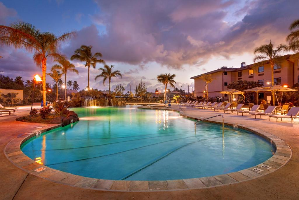 Courtyard By Marriott Oahu North S Laie Usa Deals