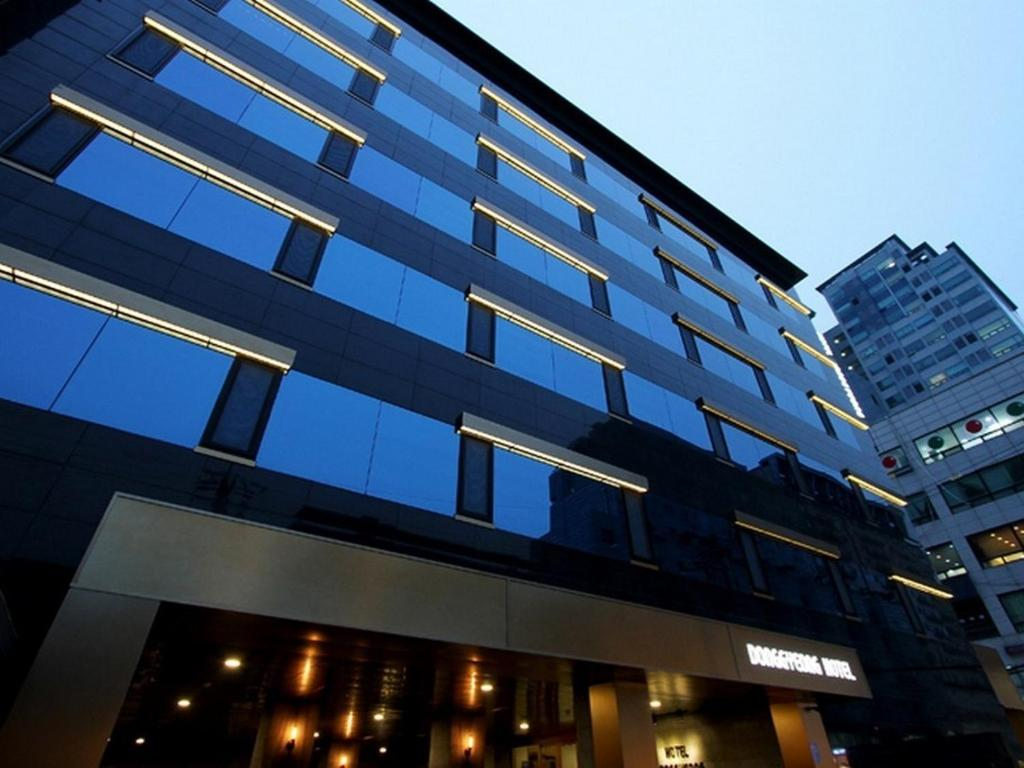Donggyeong Hotel, Seoul, South Korea - Booking.com