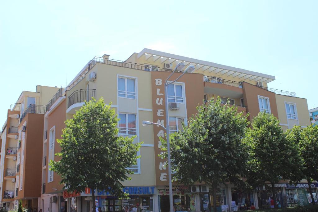 Апартхотел Апартаменти SB Rentals в Комплекс Блу Марин - Слънчев бряг