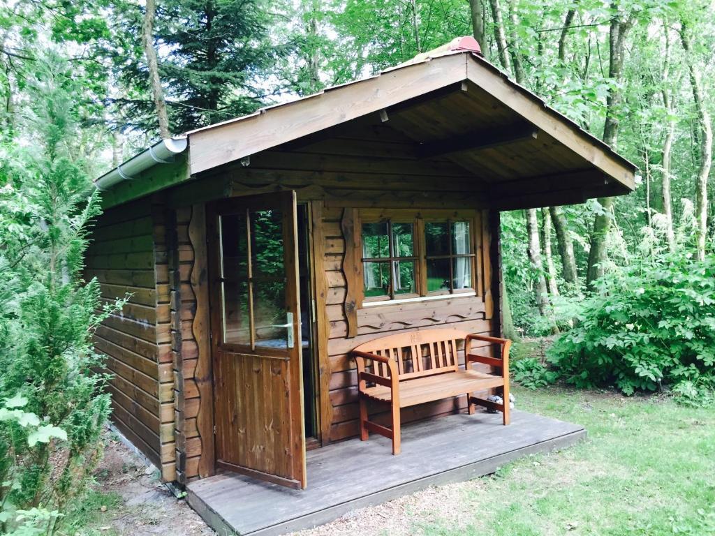 Le Chatelet er en hyggelig campingplads i Frankrig.
