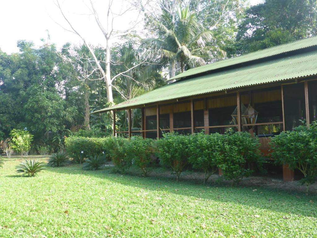 Tambo Blanquillo Lodge