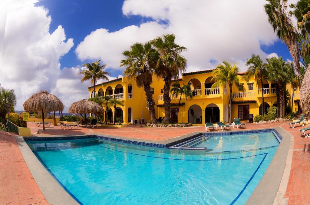 Buddy dive resort kralendijk caribbean netherlands - Bonaire dive resorts ...
