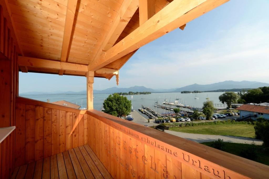 Hotel Chiemseepanorama Deutschland Gstadt Am Chiemsee Booking Com